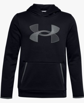 Jungen Armour Fleece® Big Logo Hoodie